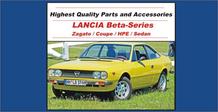 lancia beta parts midwest-bayless italian auto