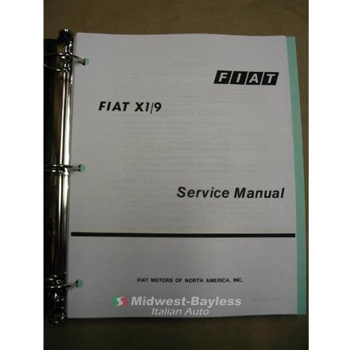 auto factory service manuals