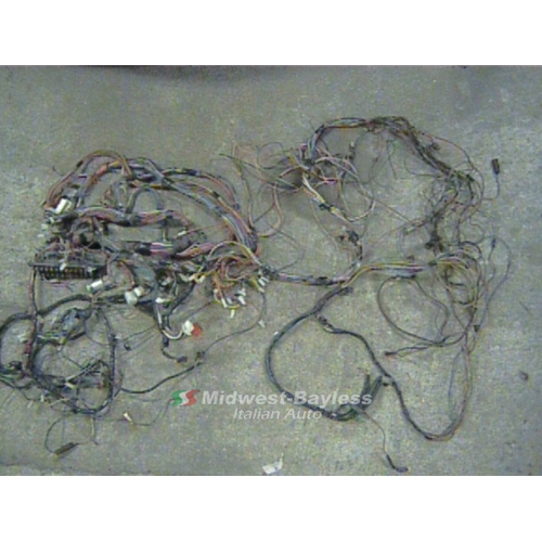 wiring harness fiat x1 9 1974 u8 rh midwest bayless com