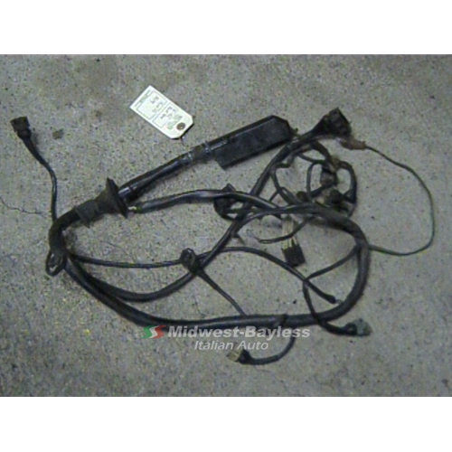 fuel injection wiring harness sub-harness (fiat 124 spider 1980-82) -