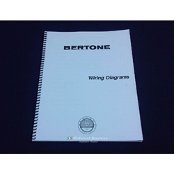 wiring diagrams manual fiat bertone x19 1985 88 new. Black Bedroom Furniture Sets. Home Design Ideas