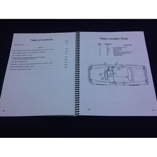 Wiring Diagrams Manual Fiat 124 Spider 1978 Newrhmidwestbayless: 1978 Fiat Spider Wiring Diagram At Gmaili.net