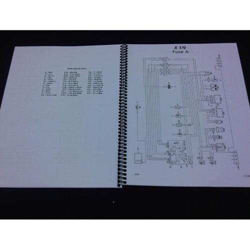 fiat x19 wiring diagrams manual fiat x19 1975 76 new rh midwest bayless com