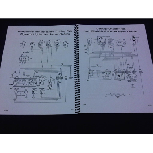 Superb Wiring Diagrams Manual Fiat X19 1978 New Wiring 101 Archstreekradiomeanderfmnl