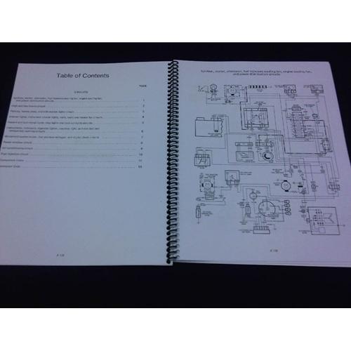 fiat x19 wiring diagrams manual fiat x1 9 1981 82 new rh midwest bayless com Fiat 500 L Wiring-Diagram 1973 Fiat Automotive Wiring Diagrams