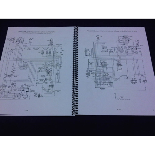19024_3_ fiat x19 wiring diagrams manual (fiat x1 9 1981 82) new fiat x19 wiring diagram at eliteediting.co