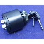 Ignition Switch (Fiat 850 Coupe Sedan 1966-68) - NEW