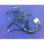 Electronic Ignition Control Module Wiring Harness - Bosch (Fiat Bertone X1/9 1979-88) - U8