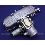 Fuel Injection Intake Manifold Upper Throttle Body Plenum Assy DOHC FI (Fiat Pininfarina 124 Spider, 131) - U8