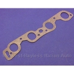 Intake Manifold Gasket DOHC (Fiat 124 Spider Coupe 1968-69 1438cc) - NEW