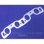 Intake Manifold Gasket DOHC All (Fiat 124, 131, Lancia ALL - Except 1979-80 USA) - NEW