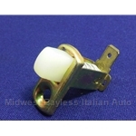 Courtesy Light Door Jamb Pin Switch (Fiat 128, 131, Yugo) - OE NOS