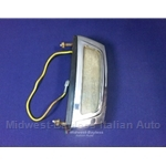 License Plate Light Right (Fiat 124 Spider 1975-85) - U8