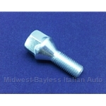 Lug Bolt 24mm 12x1.5 (Fiat 850, 600 All) - NEW