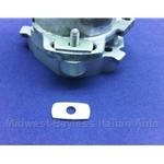 Washer M6 Flat Oval for Slotted Cam-Mount Distributor Base / Air Cleaner Lid  (Fiat X1/9, 128, Lancia Beta) - OE NOS
