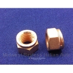 Manifold Nut - Copper Locking 8mmx1.25 (Fiat Lancia All) - NEW