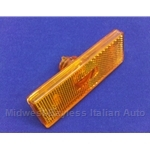 Marker Light Amber CARELLO (Fiat X19 124 128 131 850 Lancia Beta Scorpion Ferrari) - OE NOS