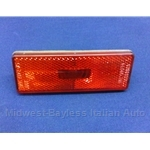 Marker Light Red CARELLO (Fiat X1/9, 124, 128, 131, 850, Lancia, Ferrari, Maserati) - U8