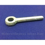 Brake Clutch Master Cylinder Pivot Push Rod (Fiat Bertone X19 Lancia Scorpion All) - OE/RENEWED