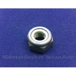 Nut Nylock M10x1.25 Thin (Fiat Lancia All) - OE NOS