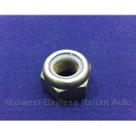 Nut Nylock M12x1.25 Thin - (Fiat Lancia All) - OE NOS