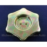 Oil Filler Cap (Fiat X19, 128, 131, 850, 124, Lancia) - OE / RENEWED