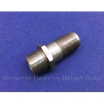 Oil Filter Threaded Boss (Fiat SOHC / DOHC) - OE NOS