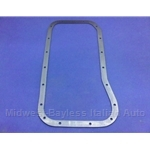 Oil Pan Gasket DOHC (Fiat 124 Spider Coupe, 131, Lancia 1973-76 1592cc/1756cc) - NEW