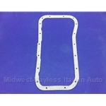 Oil Pan Gasket DOHC (Fiat 124, 131, Lancia 1756cc/1995cc Late 1976-85) - NEW