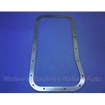 Oil Pan Gasket DOHC (Fiat 124 1438cc/1608cc DOHC 1967-72 + 1197cc/1438cc Pushrod) - NEW