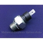 Oil Pressure Warning Light Sending Unit 14mm (Fiat Lanca SOHC / DOHC All + 124 Pushrod) - NEW