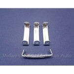 "Air Filter ""Meaner Cleaner"" - Clips 55mm - NEW"