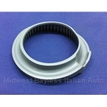 Coil Spring Rear - Lower Pad Right + Left Gray (Fiat 124, 131 All) - OE NOS