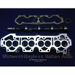 Performance Camshaft + Cam Box Kit SOHC w/240 Cam (Fiat X19 128 Yugo)