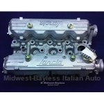 Performance Cylinder Head Assy. DOHC  w/End Of Cam Dist. (Lancia Beta / Scorpion All) - REBUILT
