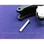 Quarter Window Latch Rear Pin / Rivet (Fiat 128 SL Coupe, Yugo) - OE NOS