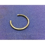 Piston Wrist Pin Lock Ring Circlip (Fiat SOHC DOHC All) - U8