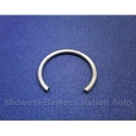 Piston Wrist Pin Lock Ring Circlip (Fiat SOHC DOHC All) - NEW