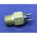 Air Injection Bypass Temperature Switch (Fiat 124 X19 128 131) - OE NOS
