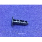 Push Pin / Clip Black (Fiat 131) - OE NOS