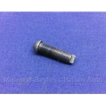Rocker Arm Lash Adjustment Screw M8 w/Large Head  (Fiat 124 Sedan/Wagon, Fiat 1100, 1200, w/OHV) - OE NOS
