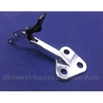 Quarter Window Latch Rear Right (Fiat 128 Sedan) - OE NOS