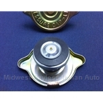 Radiator Cap - Deep Neck 7lbs /.6 (Fiat 850 All, 124 Sedan/Wagon to 1973, 1500) - NEW