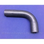 Radiator Hose - Water Pump to Lower Radiator 125mm / 40mm (Fiat 850 Spider, Coupe 1969-On ) - NEW