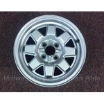 "Alloy Wheel Cromodora CD-134 / Speedline ""Turbo"" 14x6  (Fiat 124 Spider 1981-82, 124 Spider Turbo + Other Fiat) - U8"