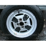 "Alloy Wheel CD-16 ""Iron Cross"" 13x5.5 (Fiat X1/9, 128,124) - U7.5"