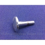 Quarter Window Rear Latch Thru-Glass Screw (Lancia Beta Coupe All) - OE NOS