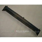 Rear Valence Lower Trim Strip (Fiat Bertone X19 1975-88) - U8