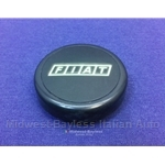 "Alloy Wheel Center Cap ""FIAT"" (Fiat 124 Spider, X1/9, 131, 128) - U8"