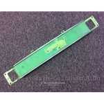 Rear Valence Grille Panel Between Lights (Fiat 850 1970-73) - U8